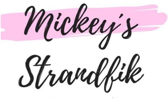 Mickeys Strandfik